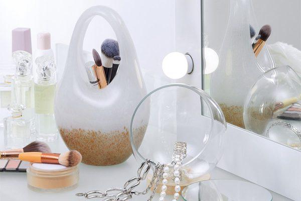Combineer Fashion en Glas