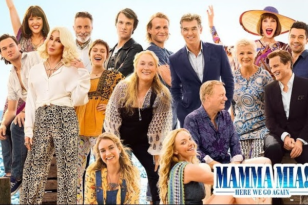 Filmuitje deze zomer: Mamma Mia! Here We Go Again