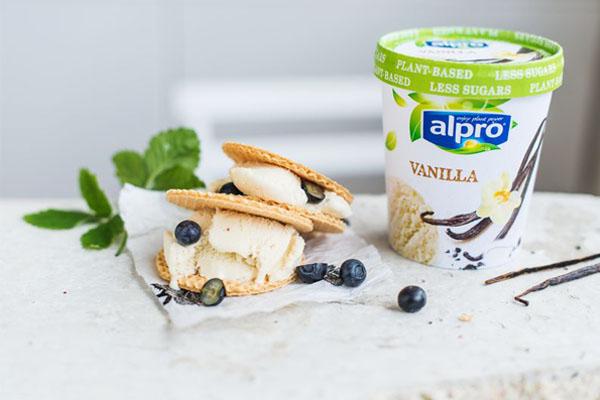 Alpro IJs – Geniet van de lekkerste ingrediënten uit de natuur